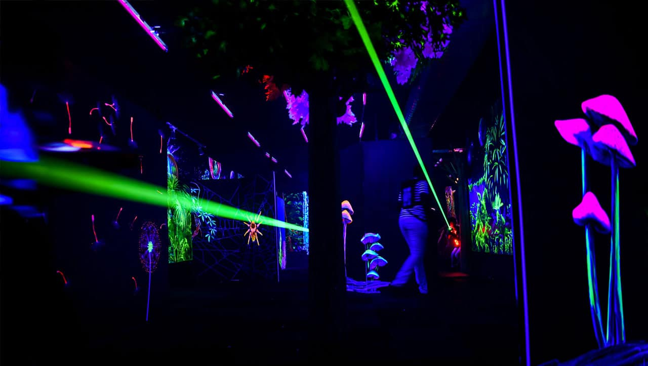 Laser Tag in Bangalore