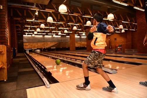 Bowling Alley in Bangalore
