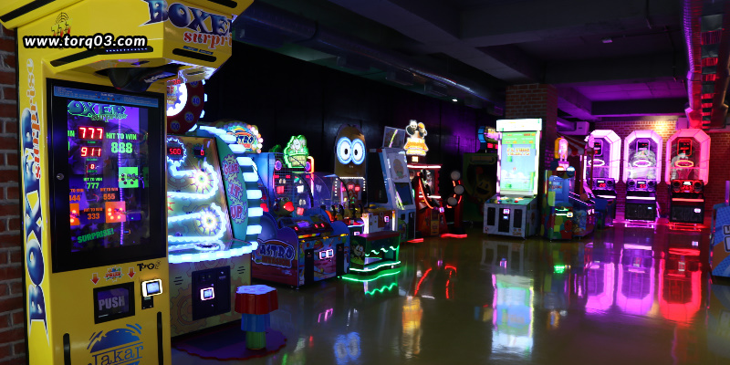 Why Are Arcades And Other Games Trending For Events