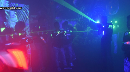 Playing Laser Tag Like A Professional